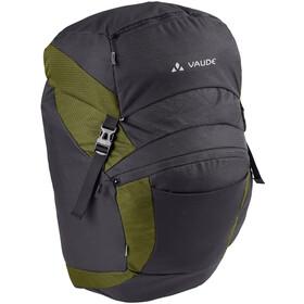 VAUDE OnTour Front Bag, iron/bamboo